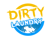 Dirty Laundry game logo
