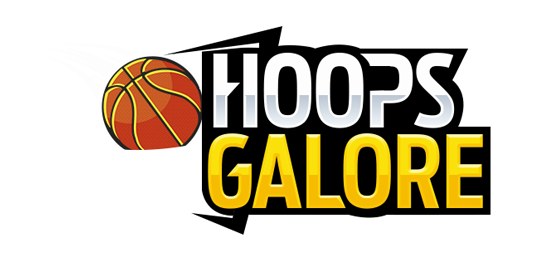 Hoopsgalore game logo